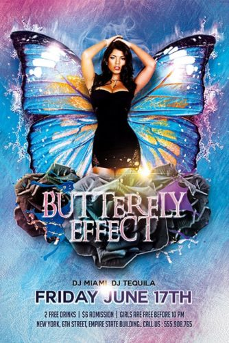 Butterfly_Effect_Party_Flyer_Template