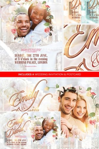 Best Of Flyers Shop  Free Wedding Flyer Templates Here