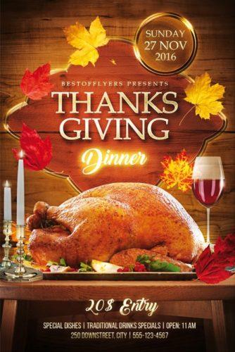 Thanksgiving_Dinner_Flyer_Template