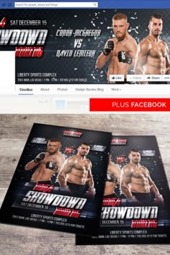MMA_Boxing_Flyer_Template