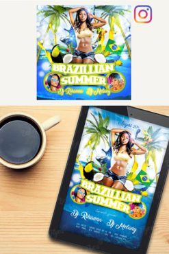 Brazillian_Summer_Flyer_Template_1