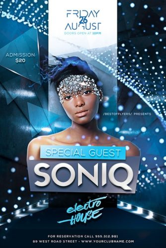 Dj_Soniq_Minimal_Party_Flyer_Template