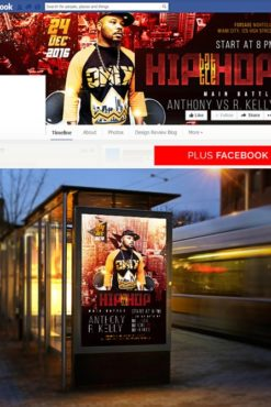Hip-Hop_Party_Flyer_Template