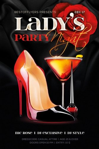 Ladys_Night_Party_Flyer_Template
