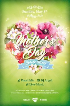 Mothers_Day_Flyer_Template_green