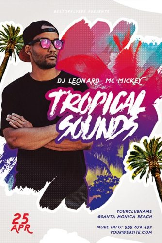 Tropical_Sounds_Flyer_Template