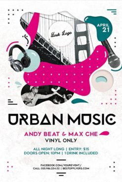 Urban_Music_Flyer_Template_1