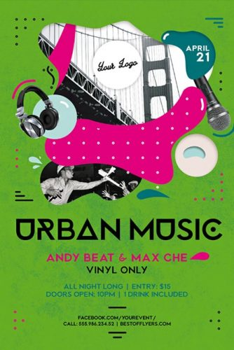 Urban_Music_Flyer_Template_3
