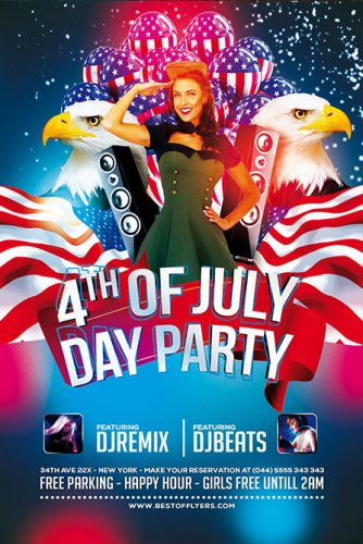4th_July_Flyer_Template_1