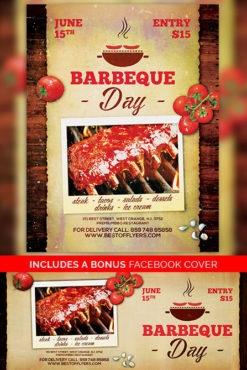 BBQ_Day_Flyer_Template