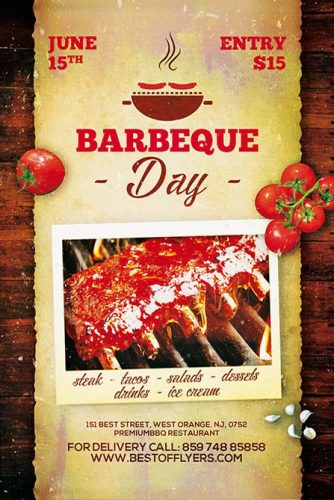 BBQ_Day_Flyer_Template_1