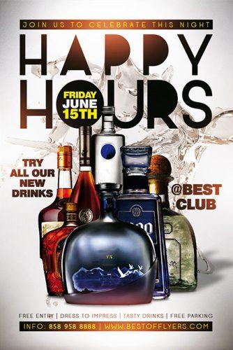 Happy_Hours_Flyer_Template_1