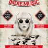 Indie Week Free Flyer Template