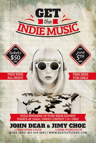 Indie_Week_Flyer_Template_1