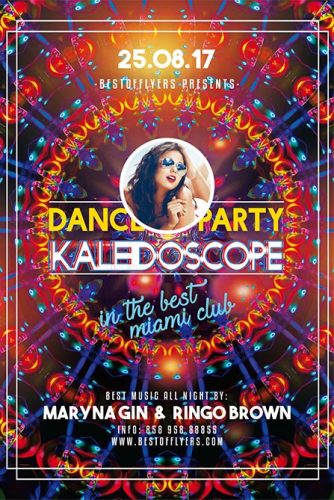 Kaleidoscope_Dance_Party_Flyer_Template_1