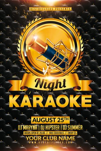 Karaoke_Night_Flyer_Template_1