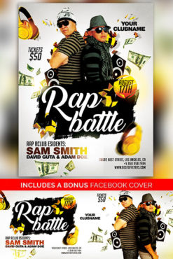 Rap_Battle_Flyer_Template