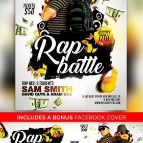 Rap_Battle_Flyer_Template