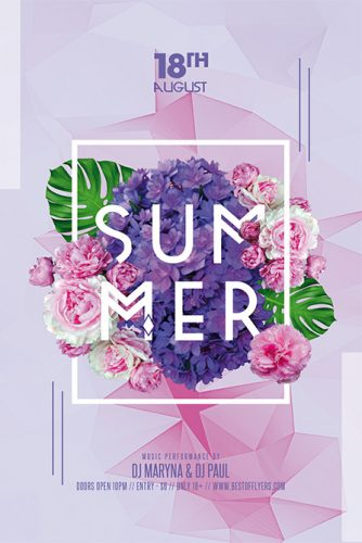 Summer_Night_Flyer_Template_1