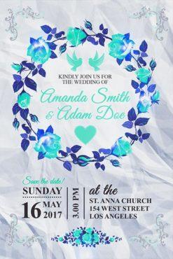 Wedding_Invitation_Flyer_Template_2